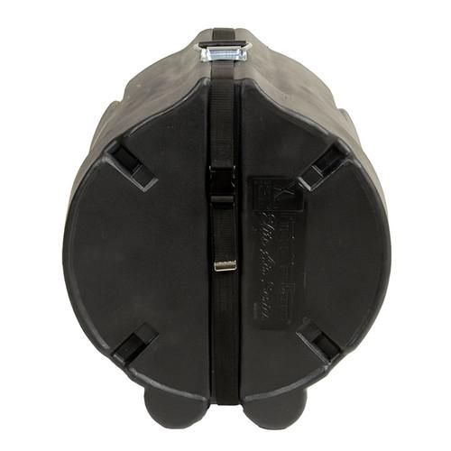 """Gator Cases GP-PE1412 Tom Protechtor Drum Case; Elite Air Series (14 x 12"""", Black)"""