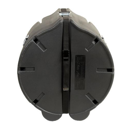 "Gator Cases Bass Drum Protechtor Case; Elite Air Series (22 x 18"", Black)"
