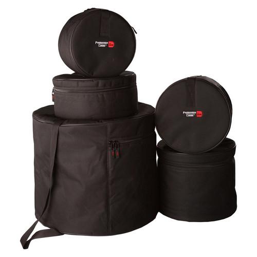 Gator Cases GP-STANDARD-100 5-Piece Standard Drum Bag Set