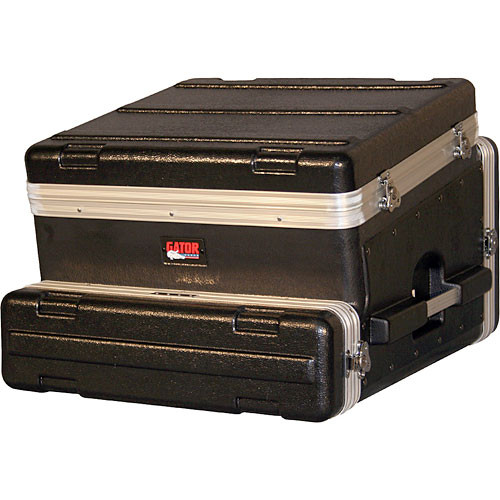 Gator Cases GRC-10X2  Slant Top Console Rack Case
