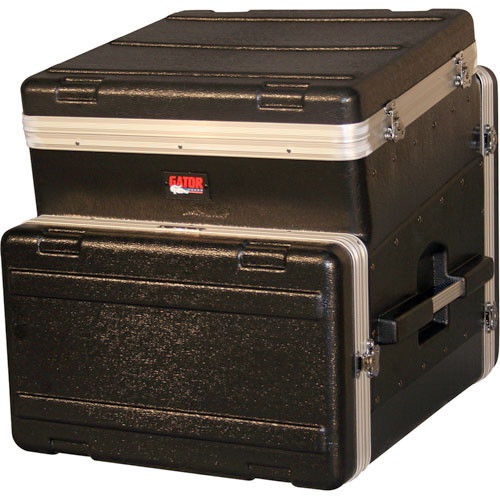 Gator Cases GRC-10X6 Slant Top Console Rack Case