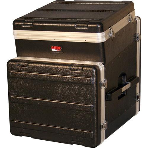 Gator Cases GRC-10X8 Slant Top Console Rack Case