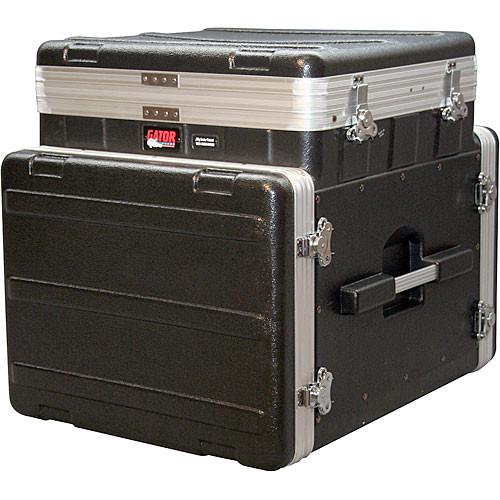 Gator Cases GRC-10X8PU Pop-Up Console Rack Case