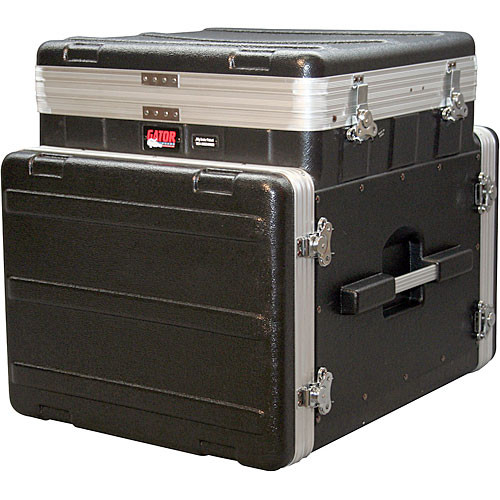 Gator Cases GRC-10X8PU Pop-Up Console Rack Case