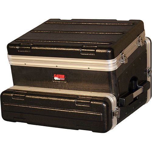 Gator Cases GRC-8X2  Slant Top Console Rack Case
