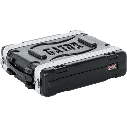 Gator Cases GR2S Shallow Rack Case