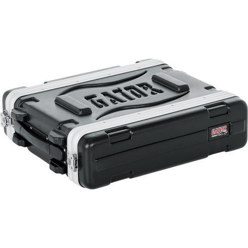 Gator Cases GR2S Shallow Rack Case