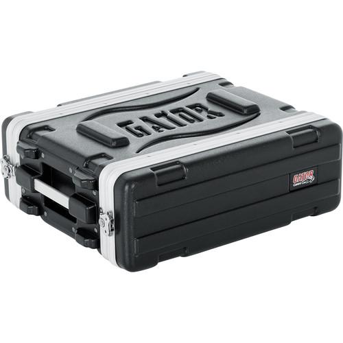 Gator Cases GR3S Shallow Rack Case