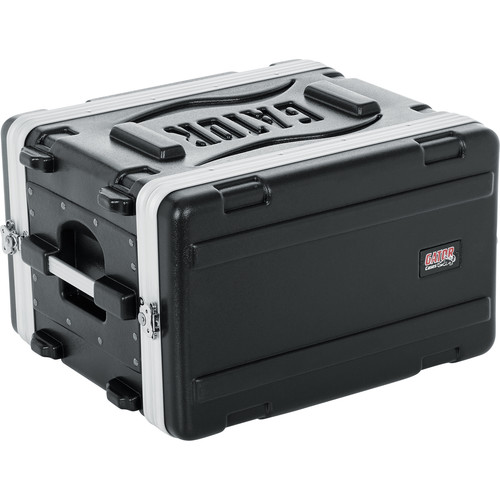 Gator Cases GR6S Shallow Rack Case