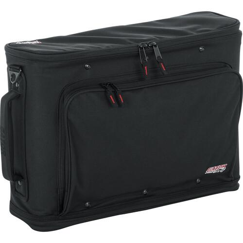 Gator Cases 2U Lightweight Rack Bag (Black)