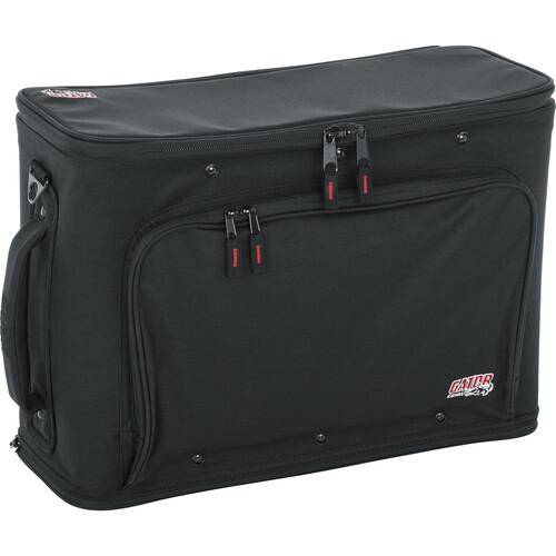 Gator Cases 3U Lightweight Rack Bag (Black)