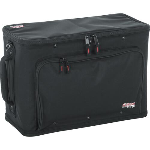 Gator Cases 4U Lightweight Rack Bag (Black)