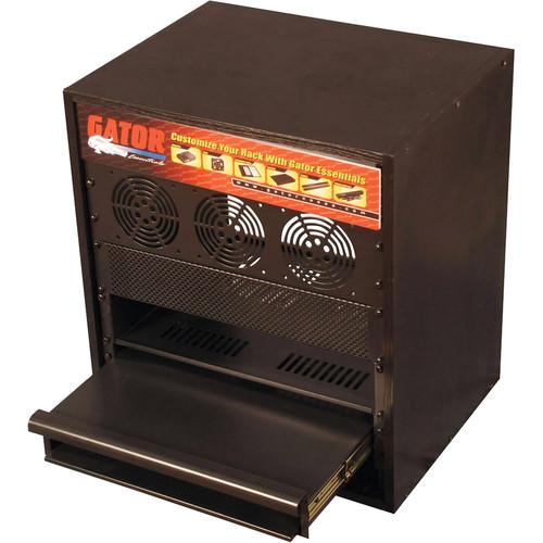 Gator Cases GR-STUDIO8U 8U Studio Rack Cabinet