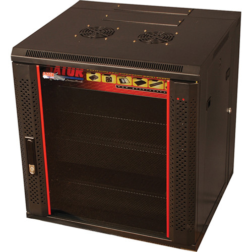Gator Cases GR-WH5B922TD Reversible Metal Wall Rack