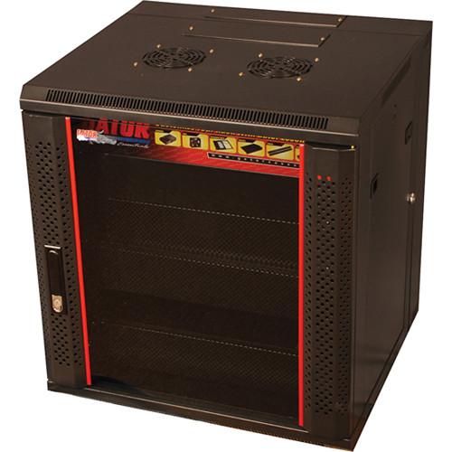 Gator Cases GR-WH5B1217TD Reversible Metal Wall Rack