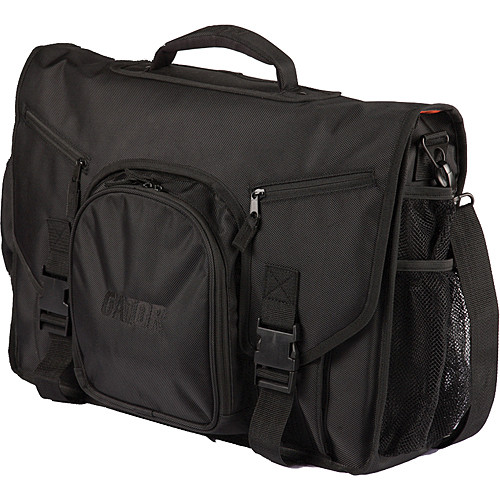 Gator Cases G-Club Control Messenger-Style Bag