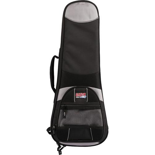 Gator Cases Commander Series Premium Reinforced Gig Bag for Concert Ukuleles