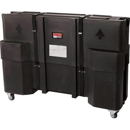 "Gator Cases 50-55"" Dual LED Case"