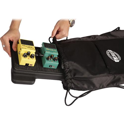 Gator Cases Mini Bone Pedalboard with Carry Bag