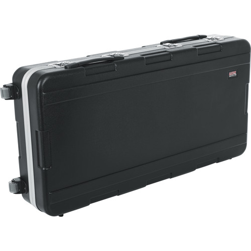 Gator Cases G-MIX-22x46 Rolling ATA Mixer Case with Lockable Recessed Latches and Pull-out Handle