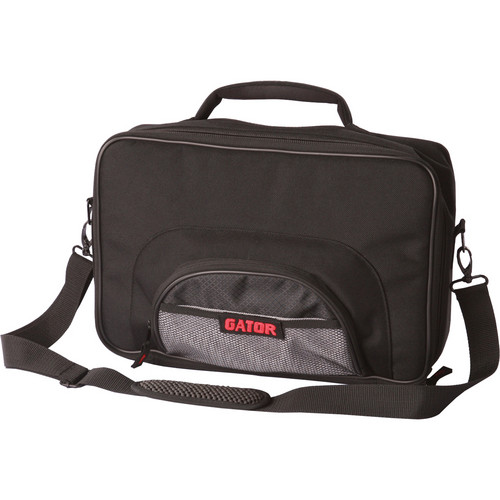 """Gator Cases G-MULTIFX-1510 Effects Pedal Bag 15x10"""""""