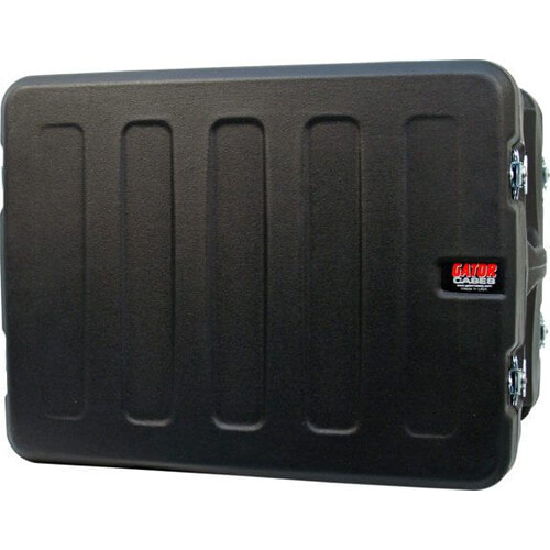 Gator Cases G-PRO-12U-19 12-Space Rotationally Molded Rack Case