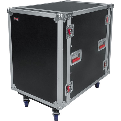 Gator Cases G-TOUR16UCA-24D  16 G-Tour Rack Case