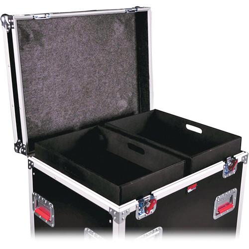 Gator Cases G-TOURTRK45-DIV Wood Divider and Tray Kit