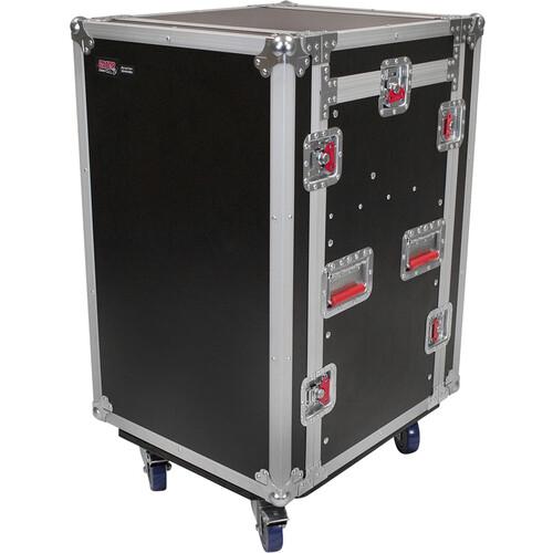 Gator Cases G-TOUR 10X12 PU Rack Case