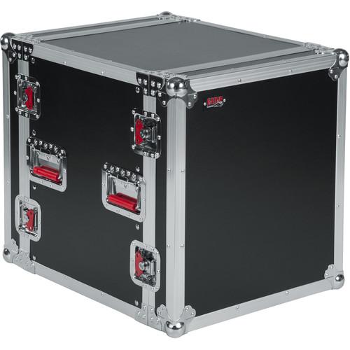 Gator Cases G-Tour 12U Flight Rack Case