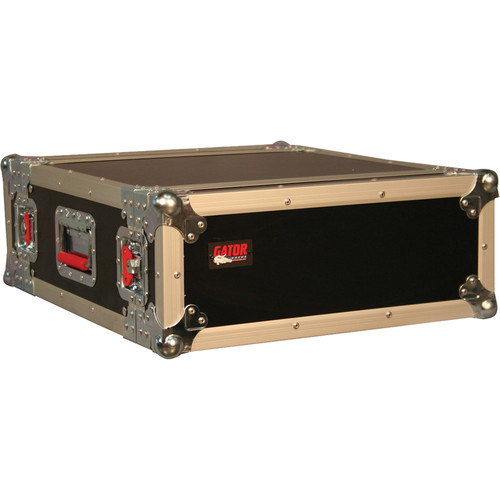 Gator Cases G-Tour 4U Flight Rack Case