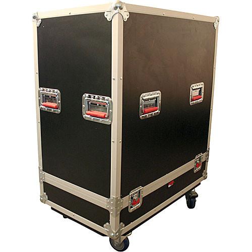 Gator Cases G-TOUR 4X12 CAB G-Tour Speaker Transporter (Black)