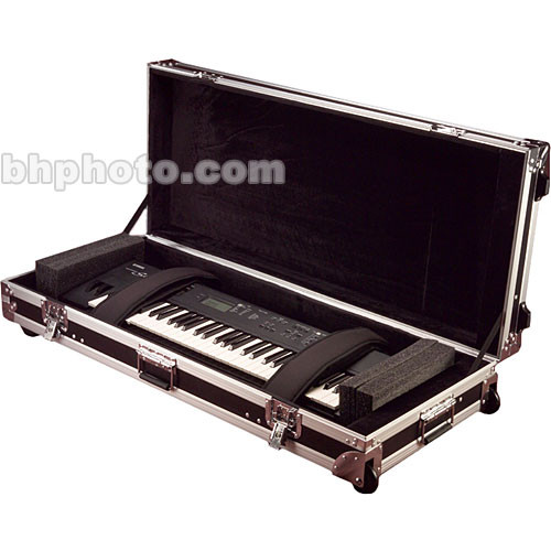 Gator Cases G-TOUR 88 SLIM ATA Keyboard Case