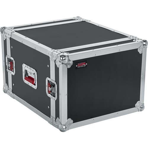 Gator Cases G-Tour 8U Flight Rack Case