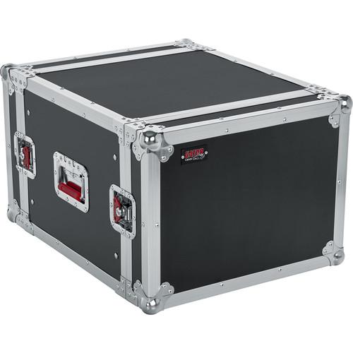 Gator Cases G-Tour 8U Flight Rack Case