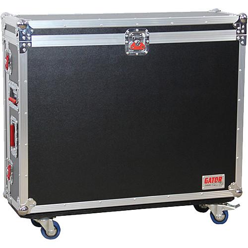 Gator Cases G-TOUR AH2400-16 Mixer Case For Allen & Heath 16 Channel GL2400 (Black)