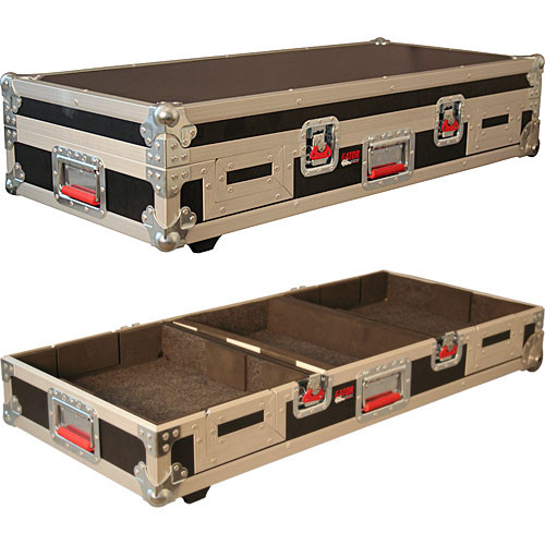 Gator Cases G-TOUR CDMX912 G-Tour CD and Mixer ATA Road Case 912