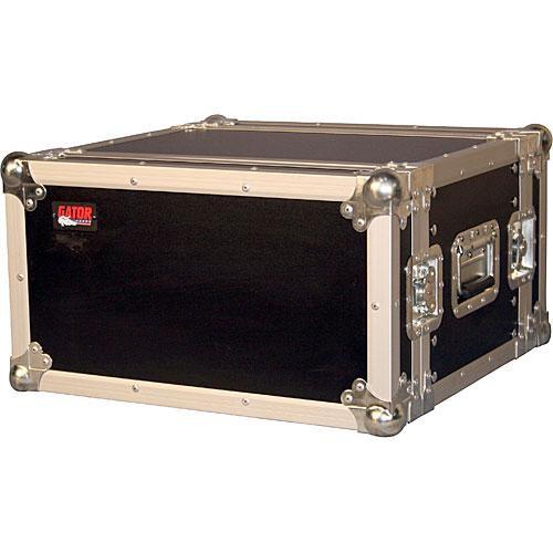 Gator Cases G-TOUR-EFX12 12-Space Shallow Rack Case