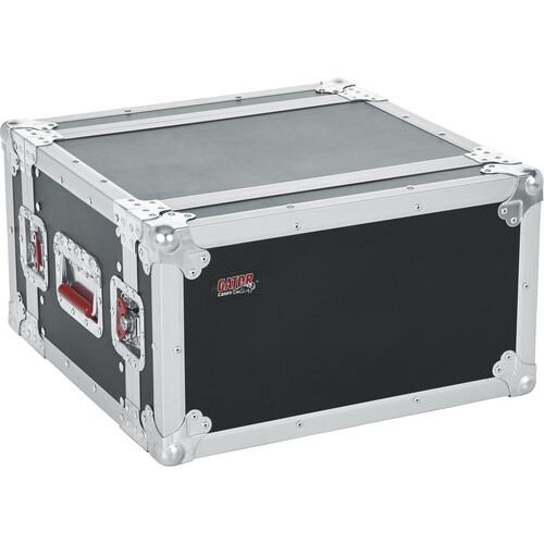 Gator Cases G-TOUR-EFX6 6-Space FX Rack Case