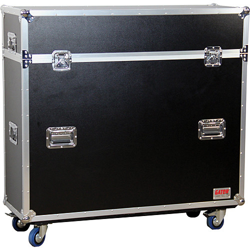 """Gator Cases 47"""" ATA Wood Flight Case for LCD or Plasma Screens"""