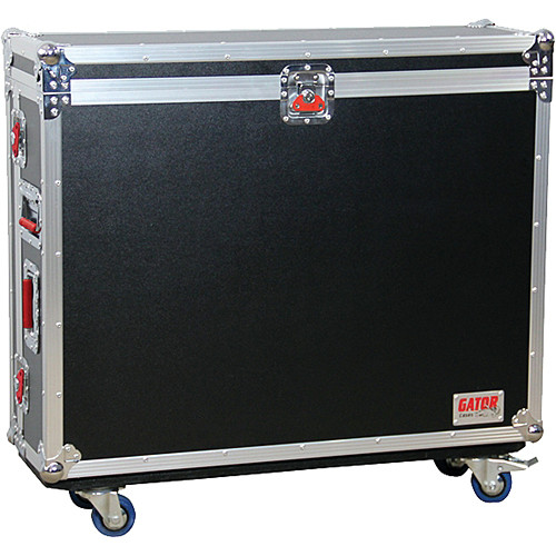 Gator Cases G-TOUR MIDVENF32 Road Case For 32 Channel MIDAS F Series Mixer (Black)