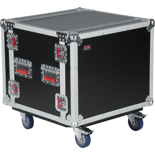 Gator Cases G-TOUR SHK-8-CAST Shock Rack Case