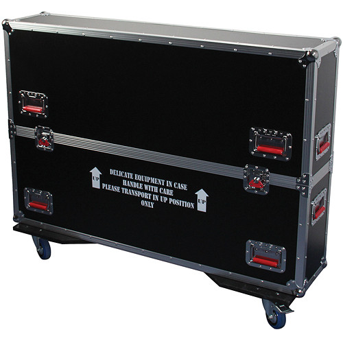 "Gator Cases G-Tour ATA Case For 43 to 50"" LED/LCD/Plasma Screens"