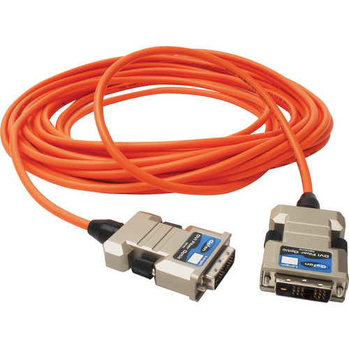 Gefen DVI Fiber Optic Cable (166', M-M)