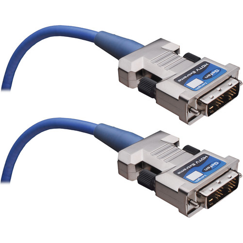 Gefen HDTV Extreme Fiber Optic DVI Male to DVI Male Cable (50')