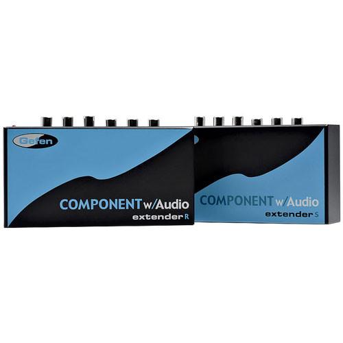 Gefen COMPAUD-141 Component Video & Digital/Analog Audio Extender