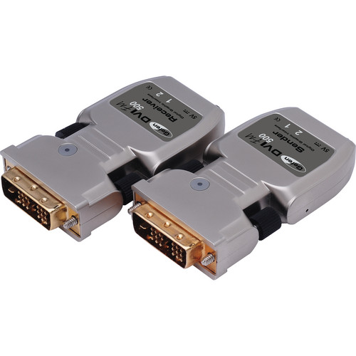 Gefen DVI FM Extender Kit with 150' Cable