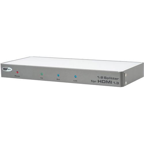 Gefen 1:2 Splitter for HDMI 1.3 w/Digital Audio