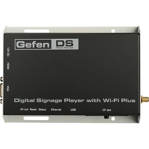 Gefen Digital Signage Player with Wi-Fi Plus