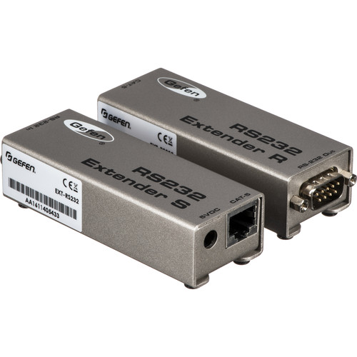 Gefen RS232 Serial Extender Sender With Receiver